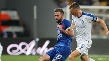 Футболисты Славии хотят отомстить Динамо в матче Чехия - Украина