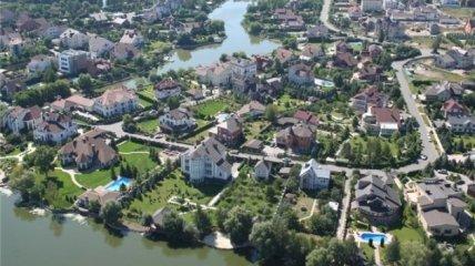 Панорама елітного селища