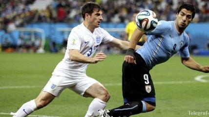 ЧМ-2014. Уругвай справляется с Англией