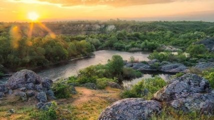 Где отдохнуть в Украине: потрясающие красоты Бугского Гарда (Фото)