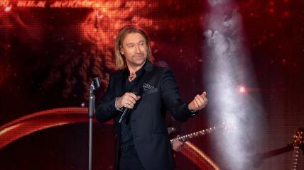 Олег Винник даст концерт в Киеве