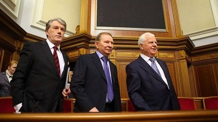Экс-президенты Украины обратились к Порошенко с письмом