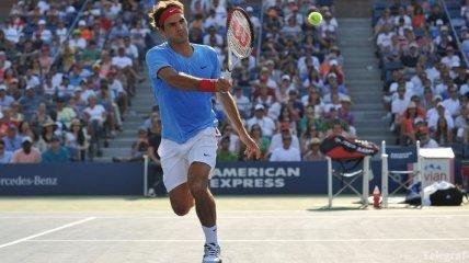 Федерер сыграет с Нидерландами в плей-офф Кубка Дэвиса