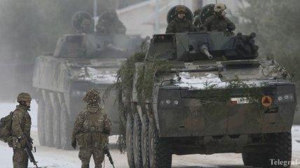 Мэй: Великобритания защитит Латвию и Эстонию от РФ