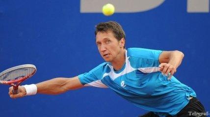 Украинский теннисист завершает выступления на Australian Open