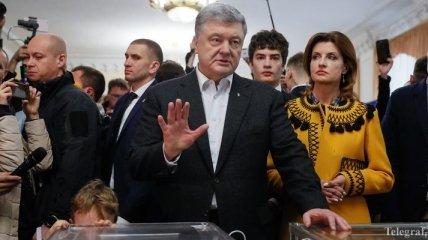 Порошенко: Я не ухожу из политики, я буду бороться за Украину