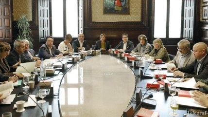 В Каталонии заявили, что не будут следовать приказам Мадрида