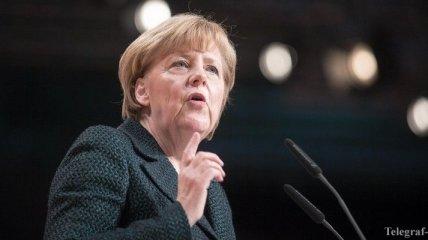 Меркель дала совет Кличко