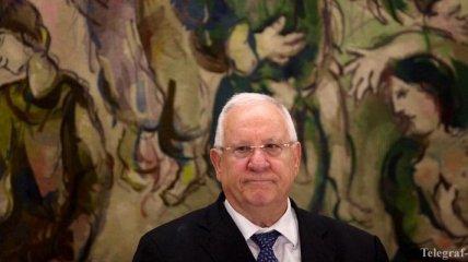 Украину посетит президент Израиля с государственным визитом