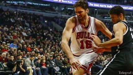 Блок-шот Алексея Лэня попал в топ-10 моментов игрового дня в НБА
