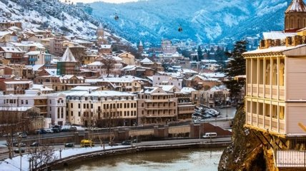 Места, где зима напоминает сказку (Фото)
