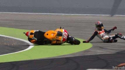 MotoGP. Гран-при Каталонии: Педроса побеждает в утренней практике