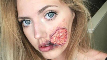 17-летний визажист, чьи навыки грима заставят вас кричать по ночам (Фото)