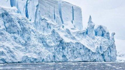 Ученые объяснили невероятную скорость таяния ледников Антарктиды