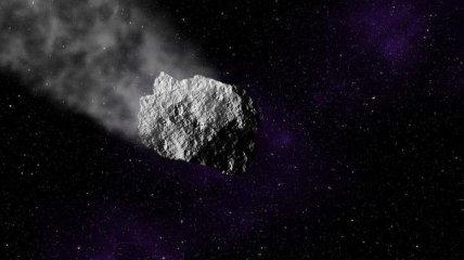 Ученым удалось получить первое видео вращающегося астероида