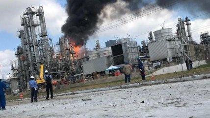 На заводе в Хьюстоне произошел взрыв: есть пострадавшие