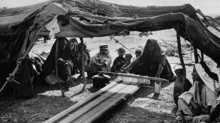 Как жили бедуины в конце 19 века (Фото)