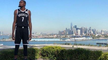 Суперзвезда НБА Дюрант заболел коронавирусом