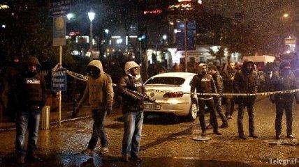 В центре Стамбула произошел теракт