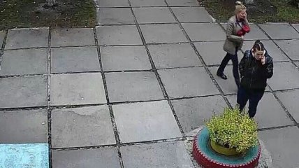 Похищение ребенка в Киеве: фоторобот подозреваемой