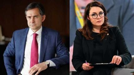 Алексей Любченко и Юлия Свириденко
