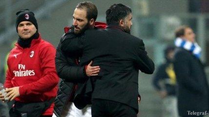 Милан принял решение по Гаттузо