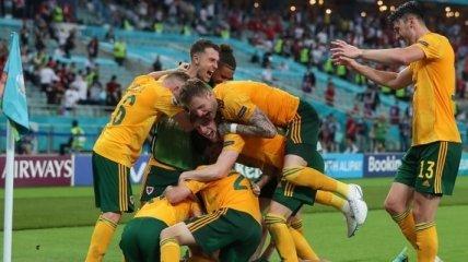 Уэльс - Дания: анонс стартового матча плей-офф Евро-2020