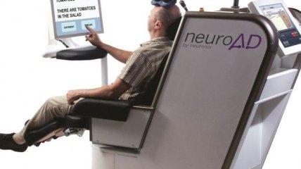 FDA за использование специального медицинского оборудования против Альцгеймера (Видео)