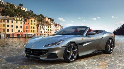 Обновление завершилось: Ferrari показал модифицированный суперкар Portofino M (Фото, Видео)