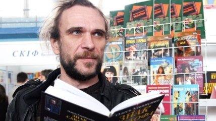 """На """"Книжном Арсенале"""" представят полные авторские версии последних романов Олеся Ульяненко"""