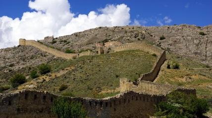 Крепость Гуниб в Дагестане
