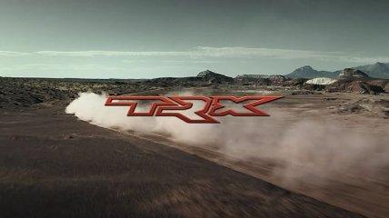 Еще немного до презентации: Ram 1500 TRX снова показали на видео
