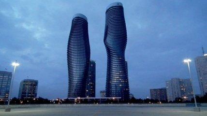 Лучшие высотные здания мира (Фотогалерея)