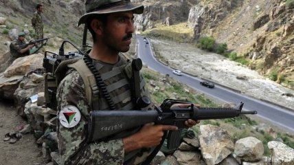 """Боевики """"Талибана"""" убили десятерых афганских полицейских"""