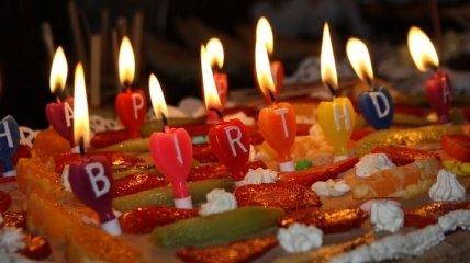 Короткие смс поздравления с Днем Рождения на 13 марта
