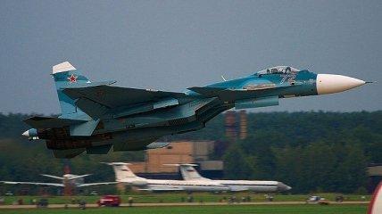 В Крым прибыли десятки российских истребителей и штурмовиков