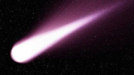 Приближающая к Земле комета SWAN начинает набирать яркость