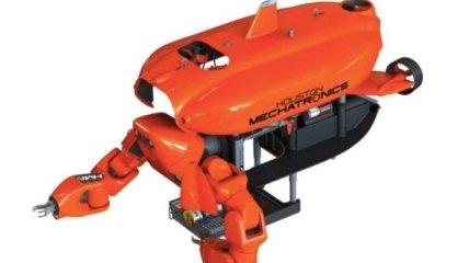 Создан уникальный подводный робот, способный меняться прямо в процессе работы