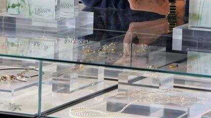 В Киеве ограблен ювелирный магазин