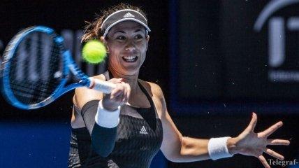 Мугуруса снялась с турнира в Сиднее