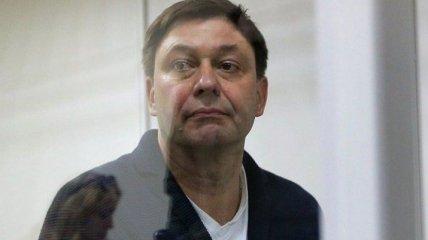 Суд в Херсоне продлил арест Вышинскому