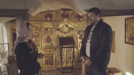 """""""Я мог умереть ребенком"""": Александр Усик рассказал Оксане Марченко, как пришел к вере"""