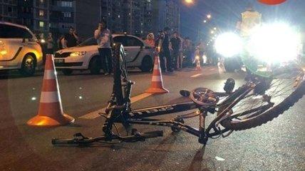 СМИ: в Киеве авто из президентского кортежа сбило ребенка