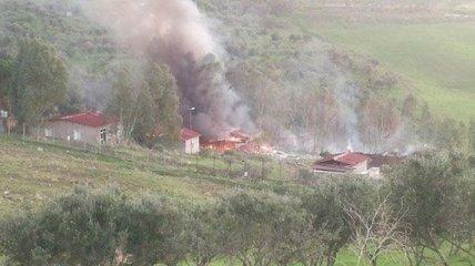 В Италии взорвалась фабрика пиротехники: есть погибшие (Видео)