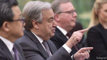 В ООН приветствуют прекращение ядерных испытаний в КНДР