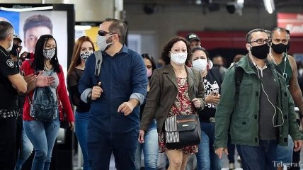 Пандемия COVID-19: во всем мире выявили почти 19 миллионов случаев