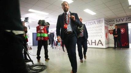 Саутгейт назвал причины поражения от Чехии