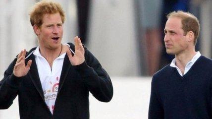 Принц Уильям получит меньшую часть наследства прабабушки, чем принц Гарри