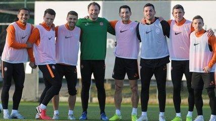 Все соперники Шахтера на втором турецком сборе