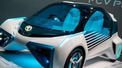 Японцы выпустят три новых электромобиля